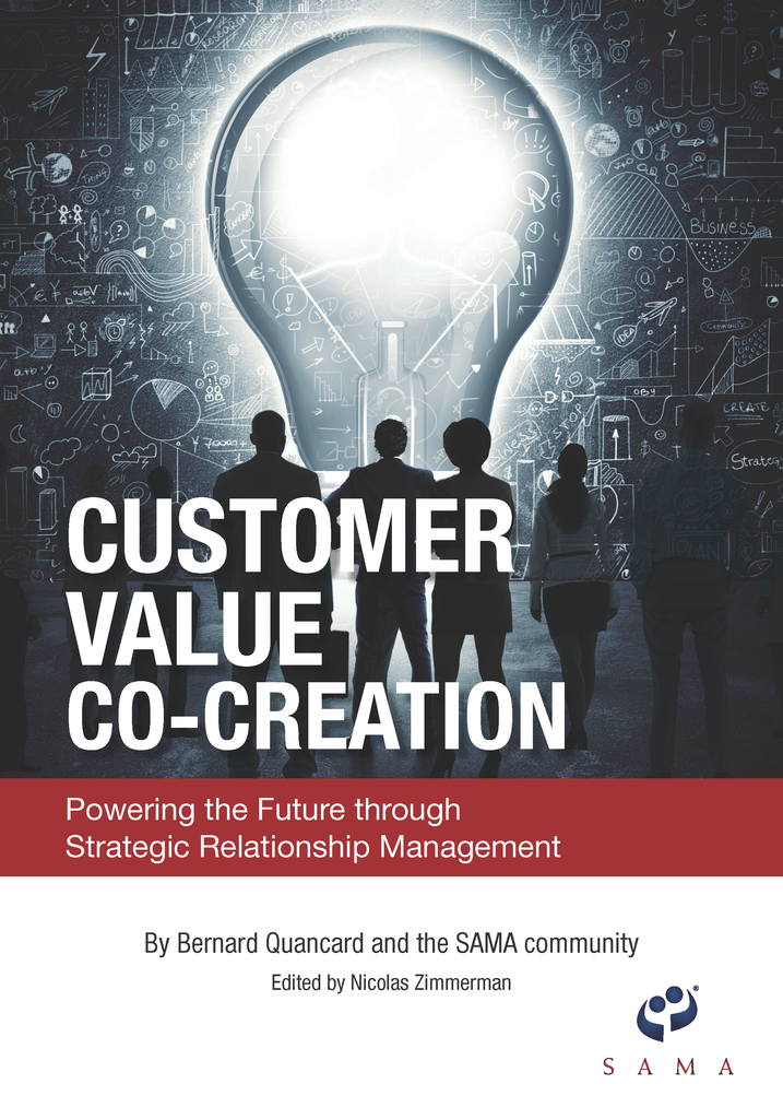 value co creation This first installment in a three-part series from kelton's amy snow explores the foundation of co-creation, and how brands can use it to drive innovation.